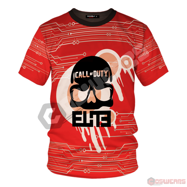 Call Of Duty : Elite T-Shirt