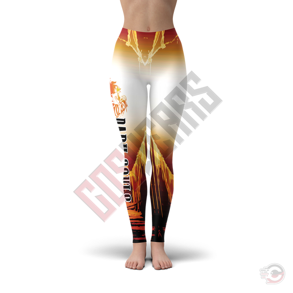 Dark Souls Logo Leggings