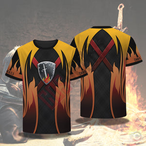 Dark Souls Bonfire Emblem T-Shirt
