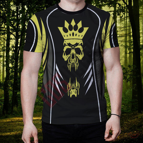 Dark Souls For Honor Skull Emblem T-Shirt