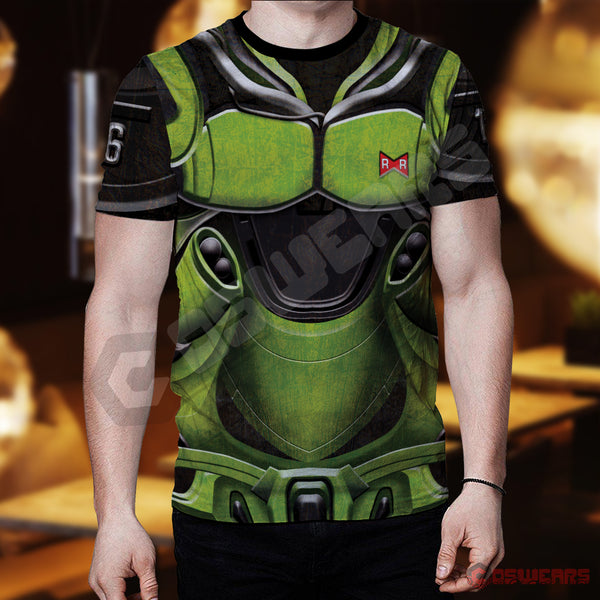 Dragon Ball Z - Android 16 T-Shirt
