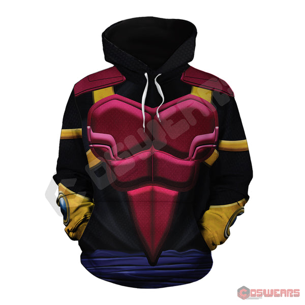Dragon Ball Z - Byo Pullover Hoodie