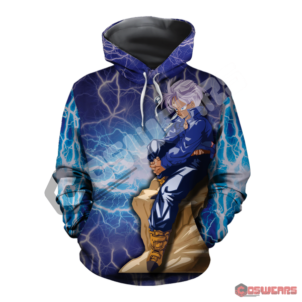 Dragon Ball Z - Trunks Pullover Hoodie