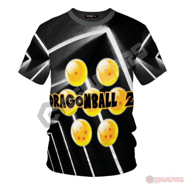 Dragon Ball Z Goku Inspired T-Shirt