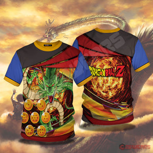 Dragon Ball Z : Dragon Balls Shirt