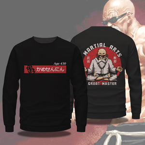 Dragon Ball Z : Martial Arts Sweatshirt