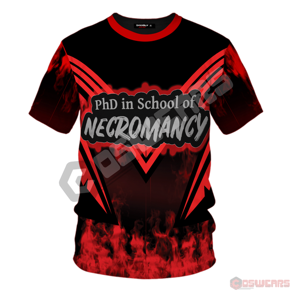 Diablo : School Of Necromancy T-Shirt