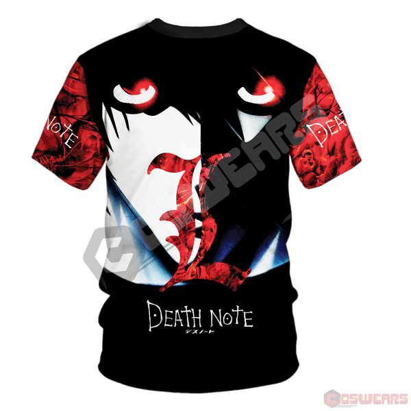 Death Note Inspired T-Shirt