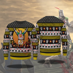 Dark Souls : Praise the Sun Sweatshirt