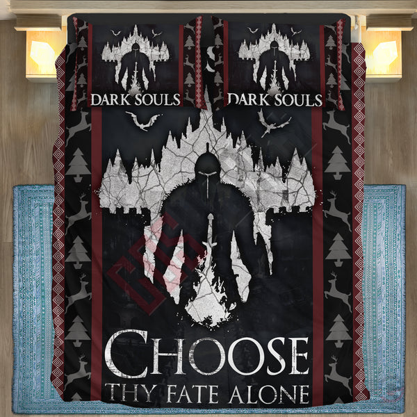 Dark Souls : Choose Thy Fate Bedding Set