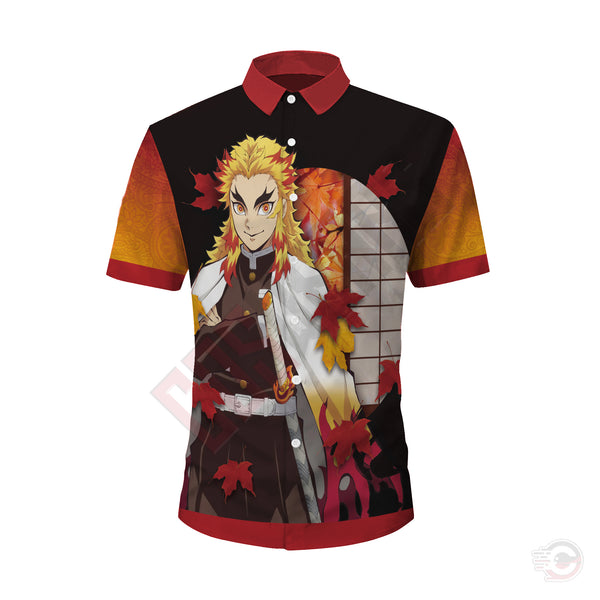 Demon Slayer : Rengoku Kyoujurou Chemise