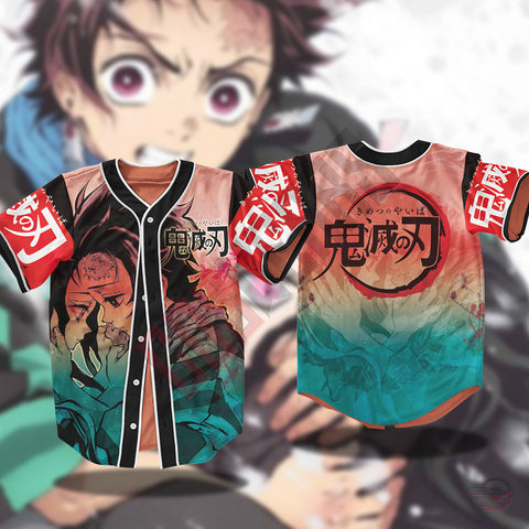 Demon Slayer : Brother's Love Jersey Shirt