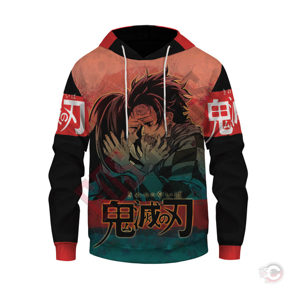 Demon Slayer : Brother's Love Pullover Hoodie