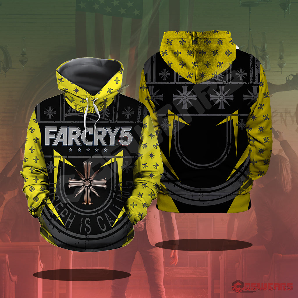 Far Cry - Joseph Is Calling Pullover Hoodie