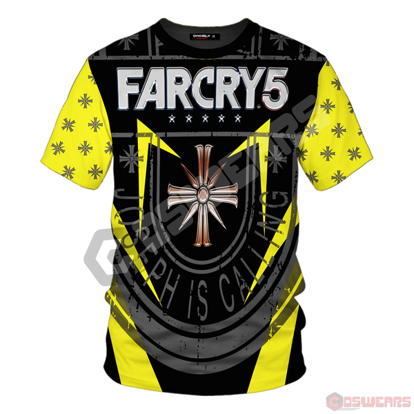Far Cry - Joseph Is Calling T-Shirt