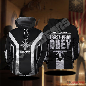 Far Cry - Trust Pray Obey Pullover Hoodie