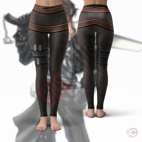 Final Fantasy : Squall Leonheart Leggings