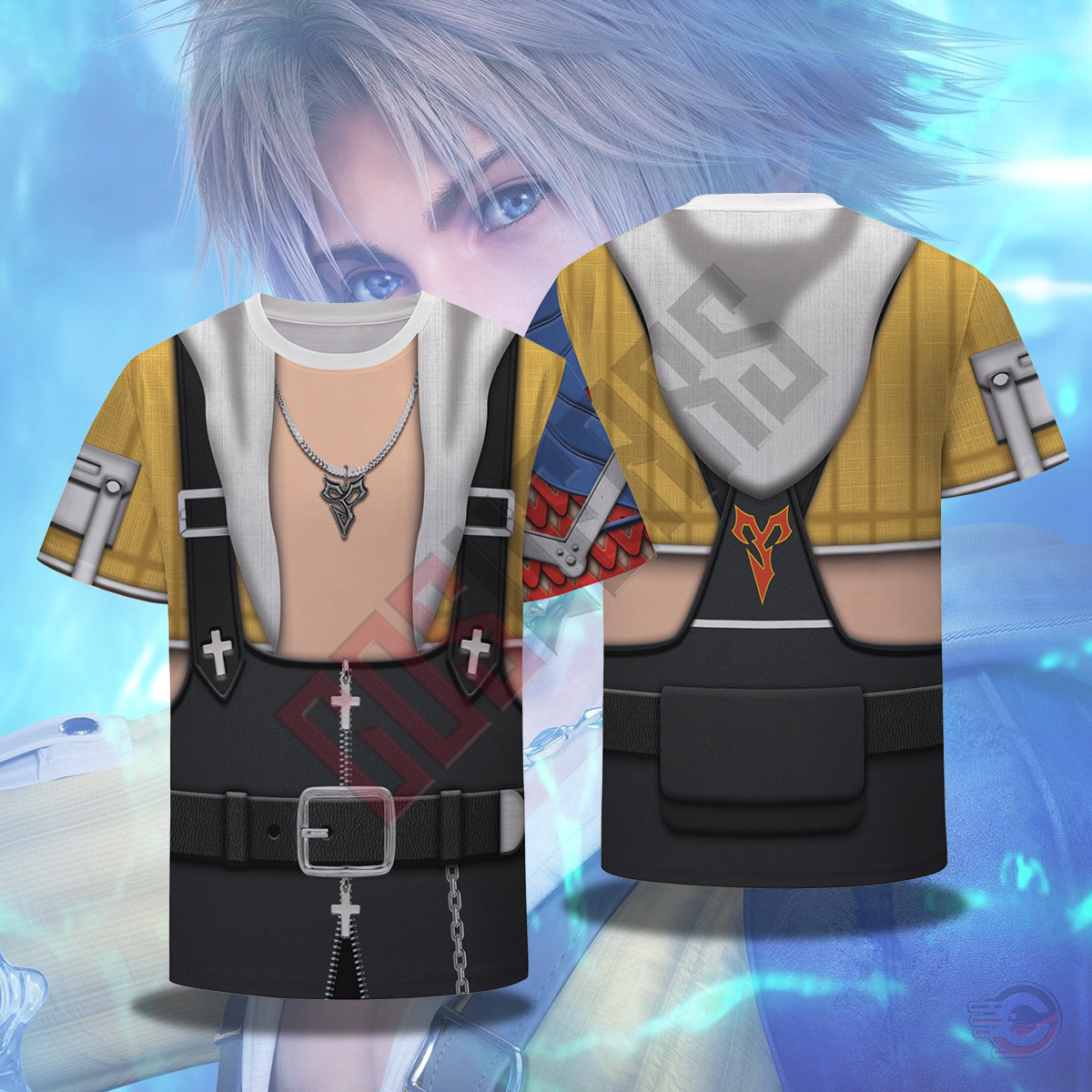 Final Fantasy : Tidus T-Shirt