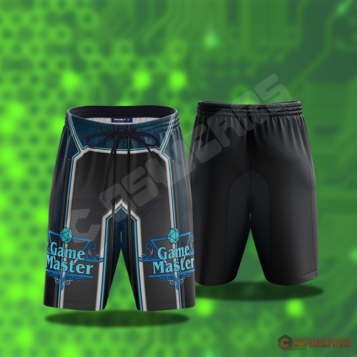Gamers : Game Master Beach Short