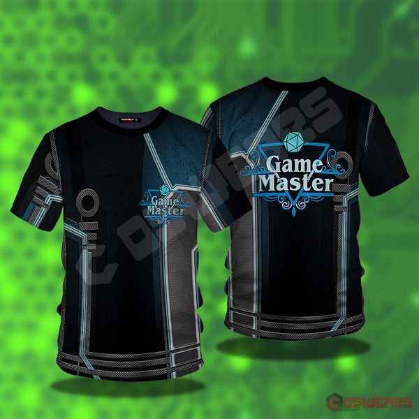 Gamers : Game Master T-Shirt
