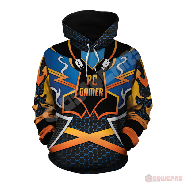 Gamers : PC Gamer Pullover Hoodie