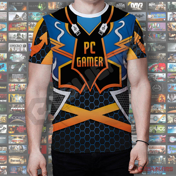 Gamers : PC Gamer T-Shirt
