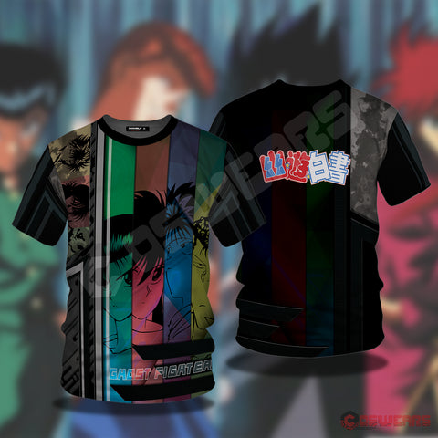 Ghost Fighter - Yuyu Hakusho T-Shirt