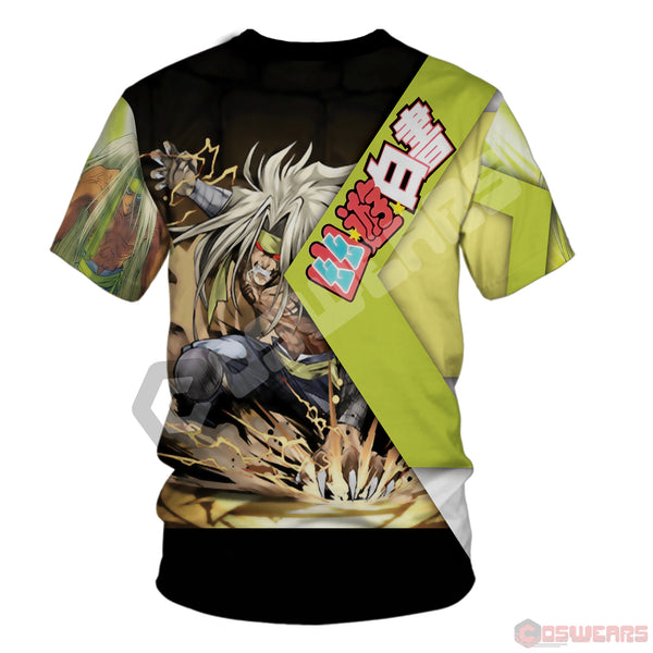 Ghost Fighter - Raizen T-Shirt