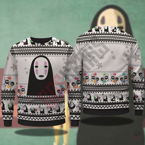 Ghibli : No Face Sweatshirt