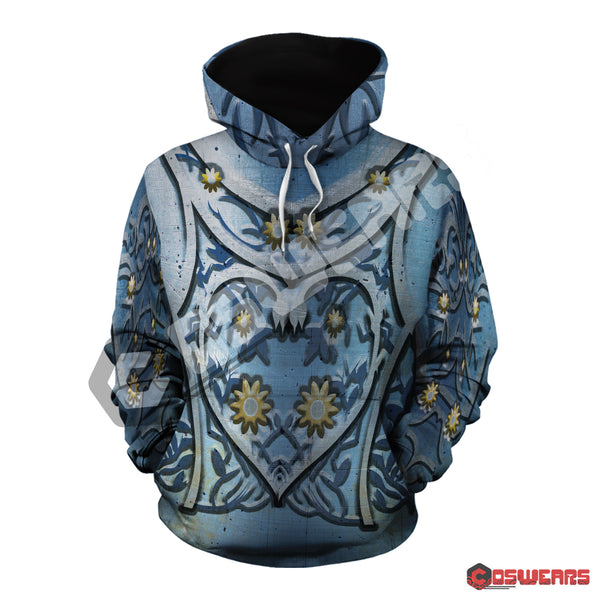 Game of Thrones - Tyrell Armor Inspired Pullover Hoodie