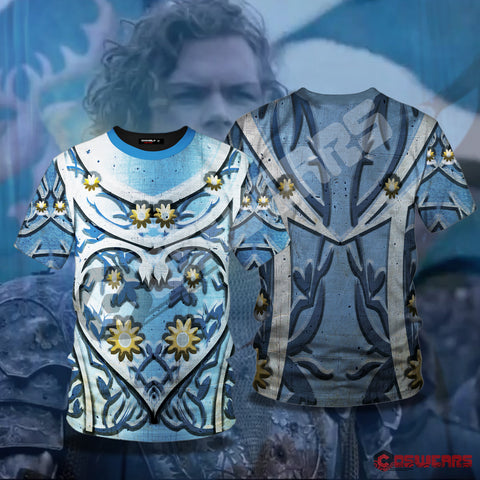 Game of Thrones - Tyrell Armor Inspired T-Shirt