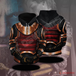 Game of Thrones - The Kingslayer Inspired Pullover Hoodie
