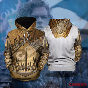 Game of Thrones - The Mountain Pullover Hoodie