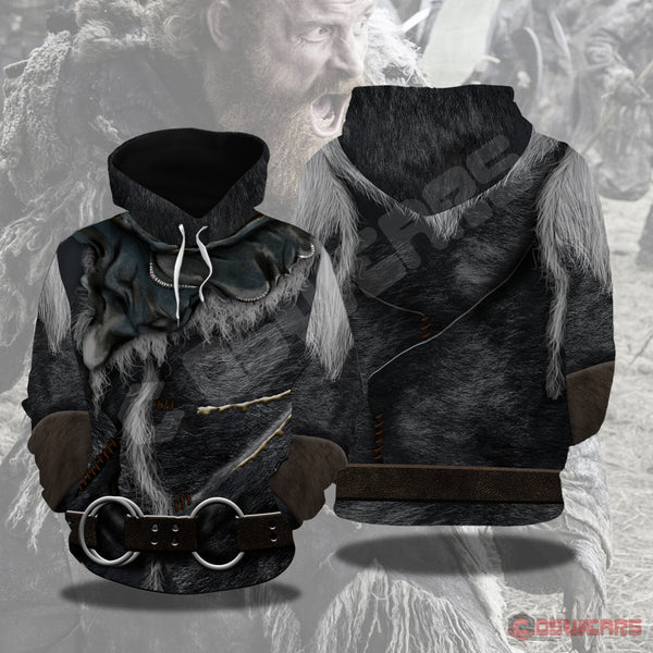 Game of Thrones - Tormund Inspired Pullover Hoodie