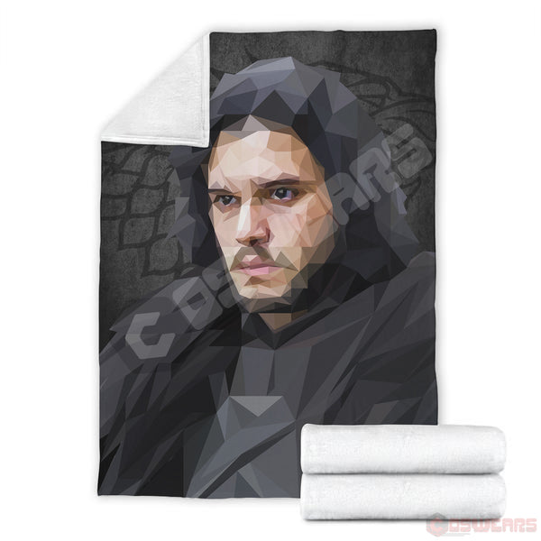 Game of Thrones Jon Snow Blanket