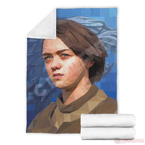 Game of Thrones Arya Stark Blanket
