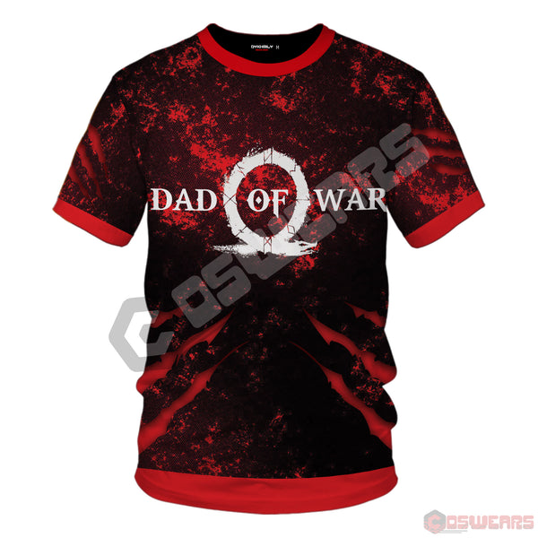 God of War: Dad of War T-Shirt