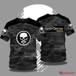 Ghost Recon Logo Inspired T-Shirt