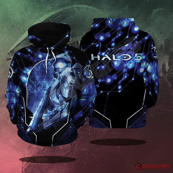 Halo Master Chief Pullover Hoodie