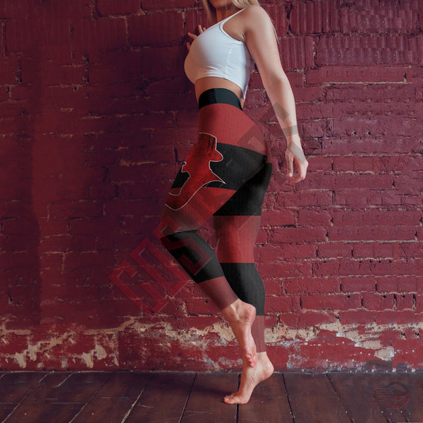 Halloween Collection : Freddy Krueger Leggings