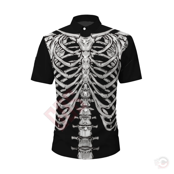 Halloween Collection : Skeleton Outfit Chemise