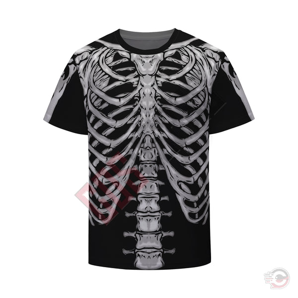 Halloween Collection : Skeleton Outfit T-Shirt