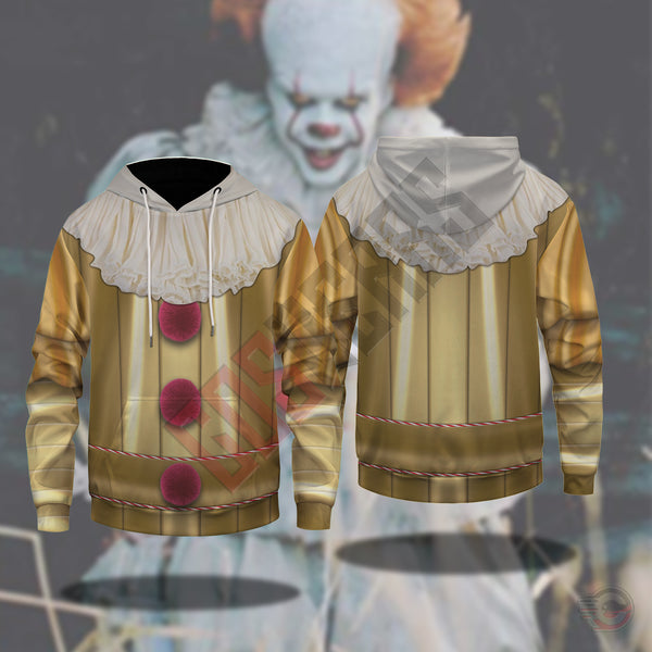 Halloween Collection : Pennywise Pullover Hoodie