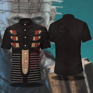 Halloween Collection: Pinhead Chemise Shirt