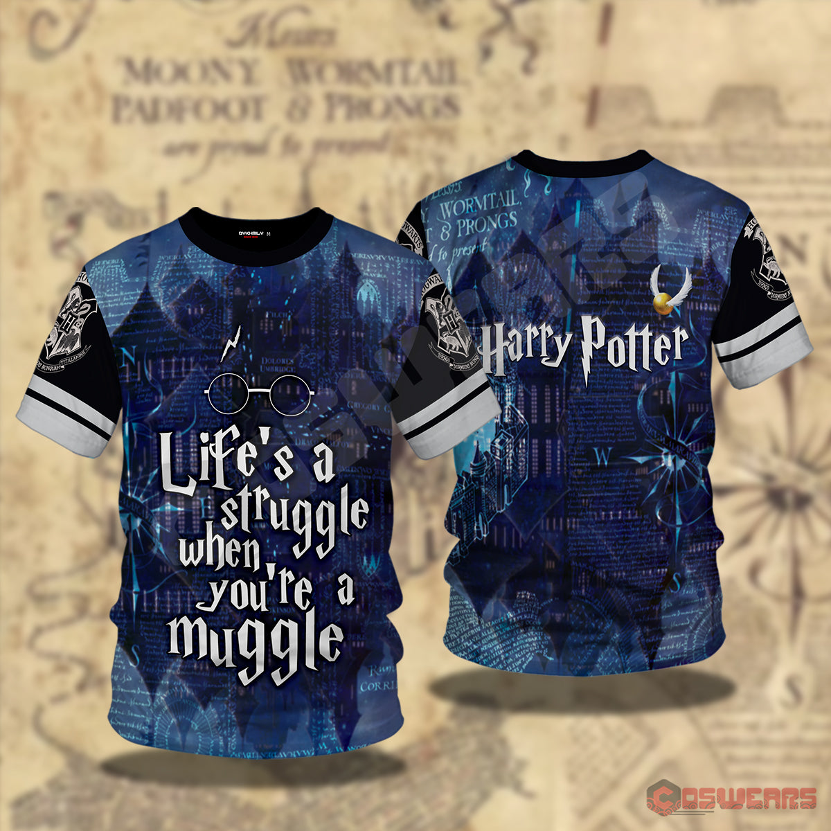 Harry Potter Life's A Struggle T-Shirt