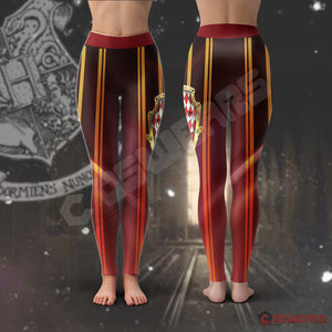 Harry Potter : House Gryffindor Leggings