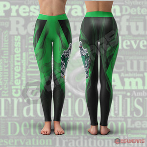Harry Potter : House of Slytherin Leggings