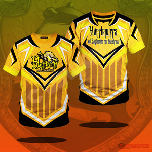 Harry Potter : House Hufflepuff T-Shirt