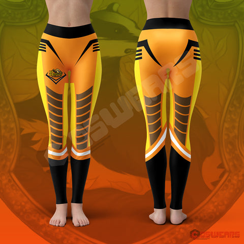 Harry Potter : House Hufflepuff Leggings