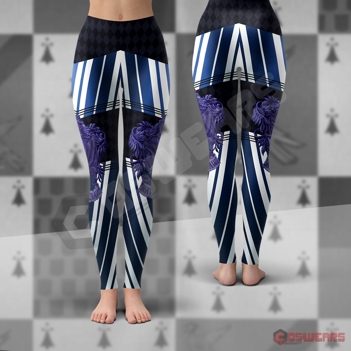 Harry Potter : House Ravenclaw Leggings